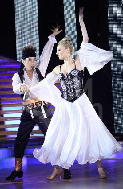 Bước nhảy hoàn vũ: Giám khảo đã sai? - 1