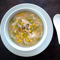 3 món súp giúp đổi vị cho bé