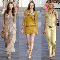 Chanel Cruise 2011 - thiên đường của thời trang