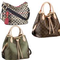 Khảo giá túi xách hè của Louis Vuitton