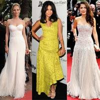 Top váy đẹp tại LHP Cannes 2011 (P1)