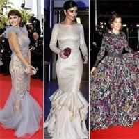Top váy đẹp tại LHP Cannes 2011 (P2)