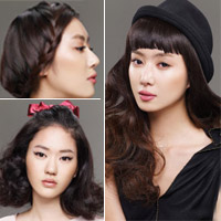 Làm đẹp với 9 kiểu tóc Hàn Quốc