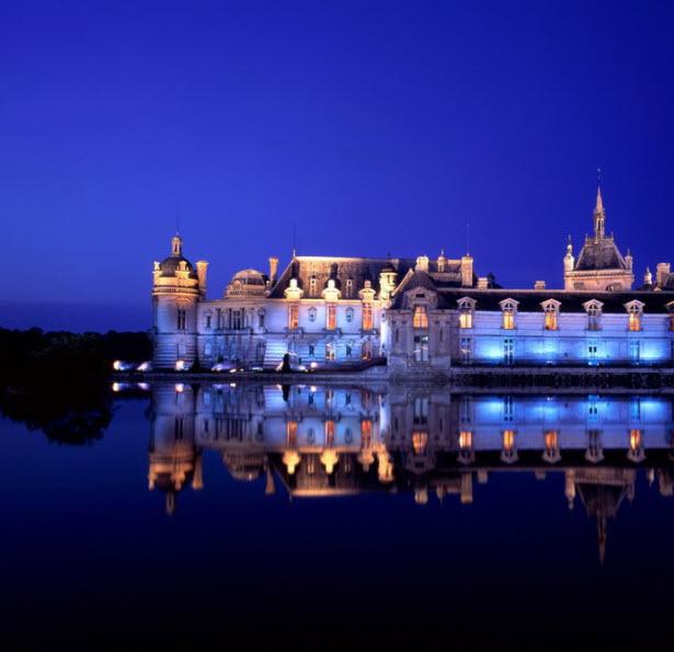 7 lâu đài đẹp như cổ tích của Pháp - 3