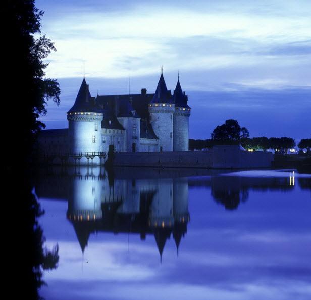 7 lâu đài đẹp như cổ tích của Pháp - 4