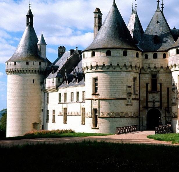 7 lâu đài đẹp như cổ tích của Pháp - 5