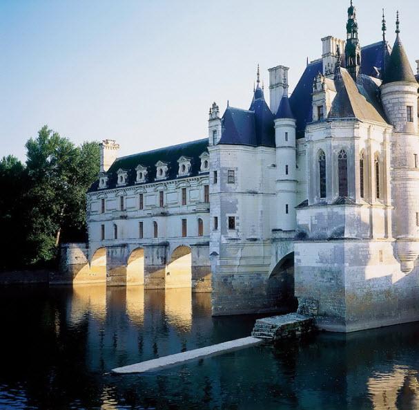 7 lâu đài đẹp như cổ tích của Pháp - 6