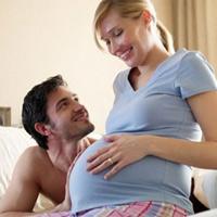 25% đàn ông ốm nghén khi vợ mang bầu