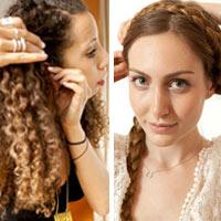 4 cô nàng - 4 cách làm đẹp mái tóc dài (P1)