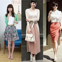 Những mẫu váy hè cực đẹp cho nàng công sở