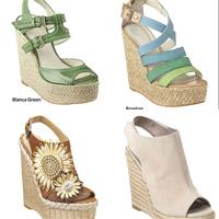 Những đôi giày đế xuồng xinh yêu của Nine West