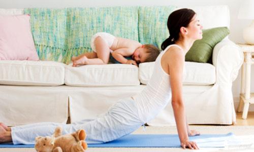 Lấy lại sức sống và dáng chuẩn sau sinh (P.1) - 1