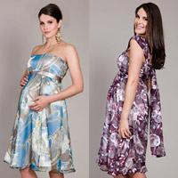 Những mẫu váy bầu hot nhất hè này