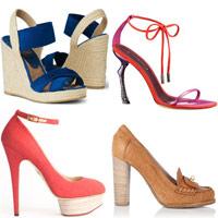 5 kiểu giày mùa hè bạn không thể bỏ qua
