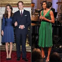 Công nương Anh - đối thủ mới của Michelle Obama?
