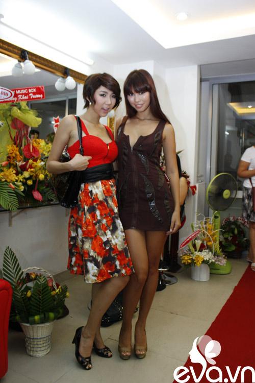 Lộ diện 'bồ' ngoại quốc của Cindy Thái Tài - 2