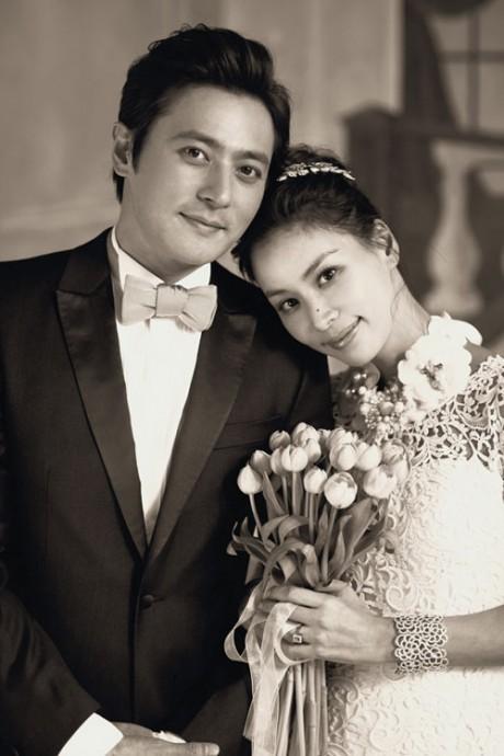 Những cặp vợ chồng 'phim giả tình thật' xứ Hàn - 1