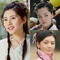 Những mỹ nhân Hàn Quốc cổ trang