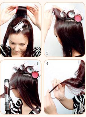 Đẹp mê ly với tóc xoăn rối - 10