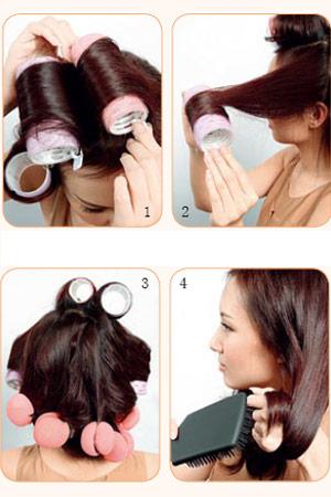 Đẹp mê ly với tóc xoăn rối - 15