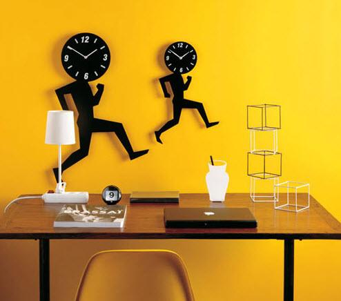 Làm đẹp nhà với đồng hồ - 1