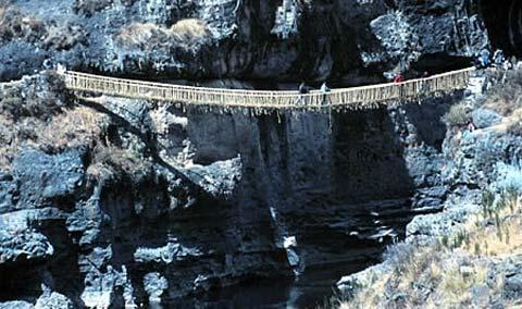 Những cây cầu đáng sợ nhất thế giới - 5