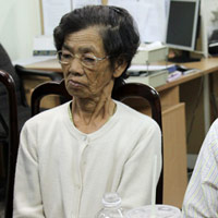 Tro cốt cô dâu Hoàng Thị Nam đã về nhà