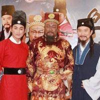 """""""Bộ ba"""" Bao Thanh Thiên trở lại sau 18 năm"""