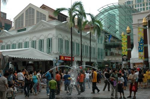 Cẩm nang shopping tại Singapore - 1