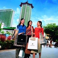 Cẩm nang shopping tại Singapore