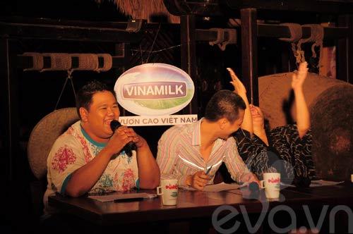Cười vỡ bụng với thí sinh ĐRM diễn hài Vân Dung - 1