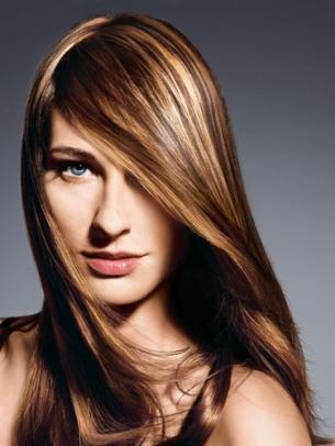 Покрасить волосы в два цвета фото - 28