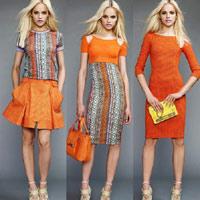 Màu sắc trong thời trang