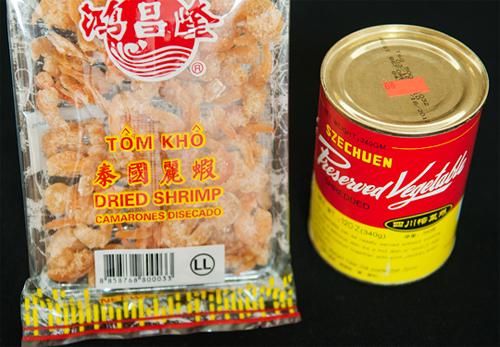 Đậu đũa xào tôm khô, ăn là mê - 4