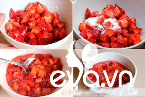 Tự làm sữa chua dâu tây ngon hảo hạng - 3