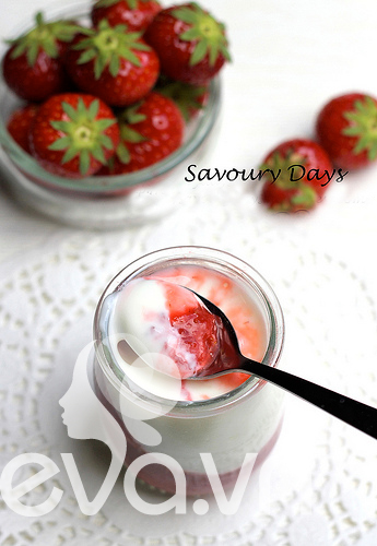 Tự làm sữa chua dâu tây ngon hảo hạng - 6