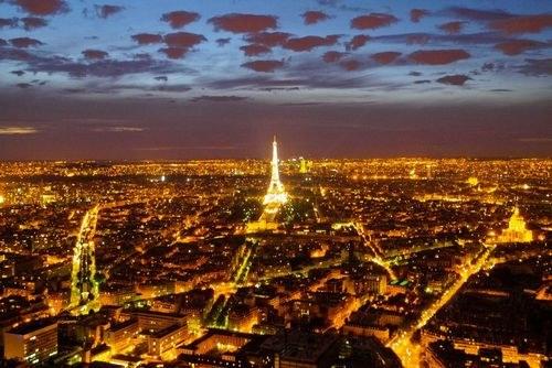 Vẻ đẹp của thành phố lộng lẫy nhất thế giới - 1