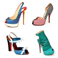 BST giày mùa hè của Christian Louboutin