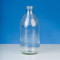 Mẹo rửa sạch cặn bẩn chai thủy tinh
