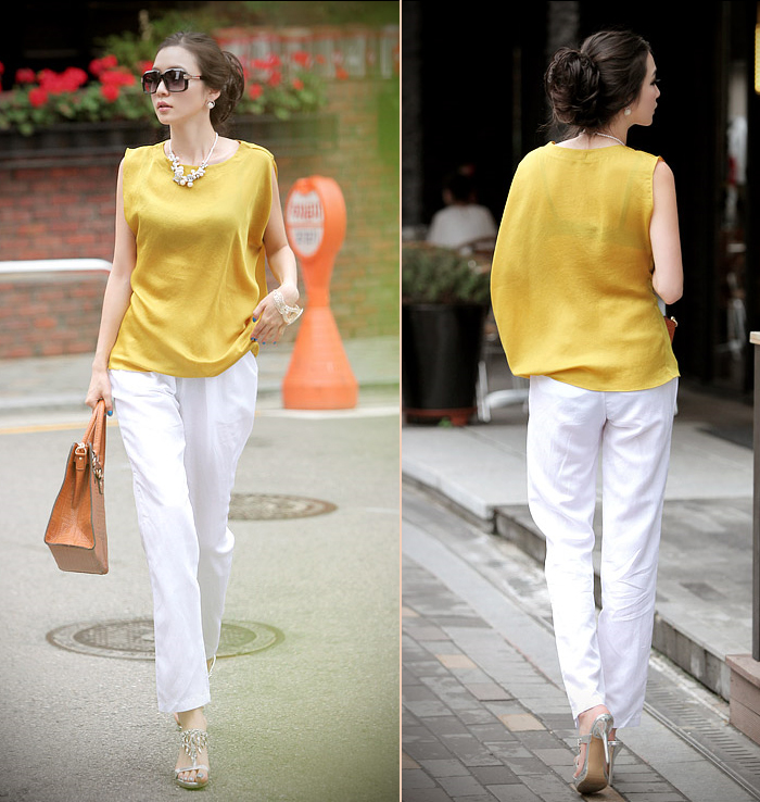 Thời trang công sở: Luôn hot với gam trắng - 15