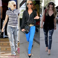 8 kiểu quần jean không bao giờ lỗi mốt