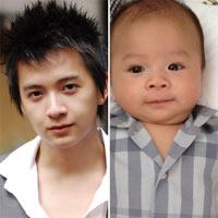 Ngô Kiến Huy chính thức thừa nhận con trai