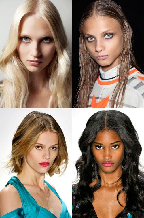 Kiểu tóc xinh của hè 2012 - 2