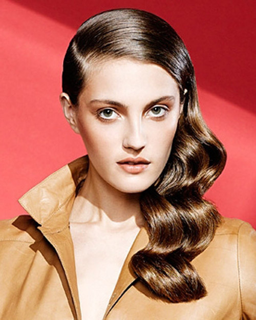 Kiểu tóc xinh của hè 2012 - 11