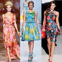 30 chiếc váy in hoa đáng yêu nhất mùa hè