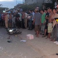 Tai nạn kinh hoàng, 3 người chết thảm