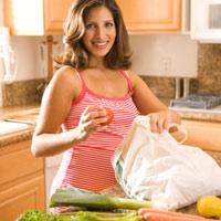 Hướng dẫn bà bầu ăn rau quả đúng cách