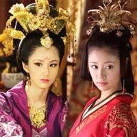 Những Hoàng hậu đẹp xinh của màn ảnh Hoa ngữ