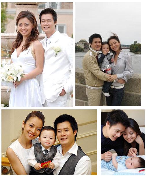 Jennifer Phạm đã ra mắt mẹ chồng tương lai - 1