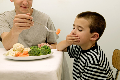 Quy tắc 2S trị bệnh lười ăn cho bé - 1